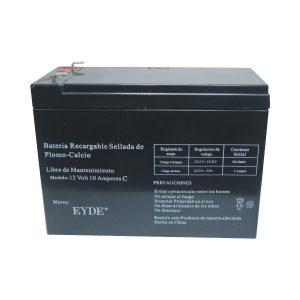 Bateria Eyde 1
