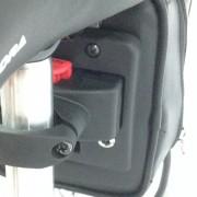 Sistema Click de poste/asiento