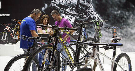 Las bicicletas eléctricas ganan protagonismo año a año
