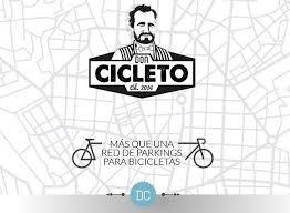 Más que una red de parkings para bicicletas